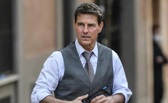 Tom Cruise's BMW Stolen During Filming Of 'Mission: Impossible 7'