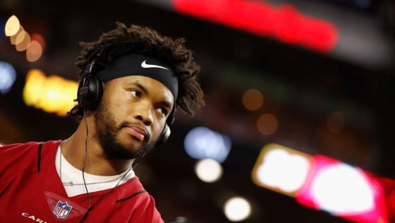 """Kyler Murray: """"They kicked our butts for the three drives we were out there"""""""